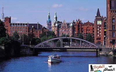 هامبروغ المانيا