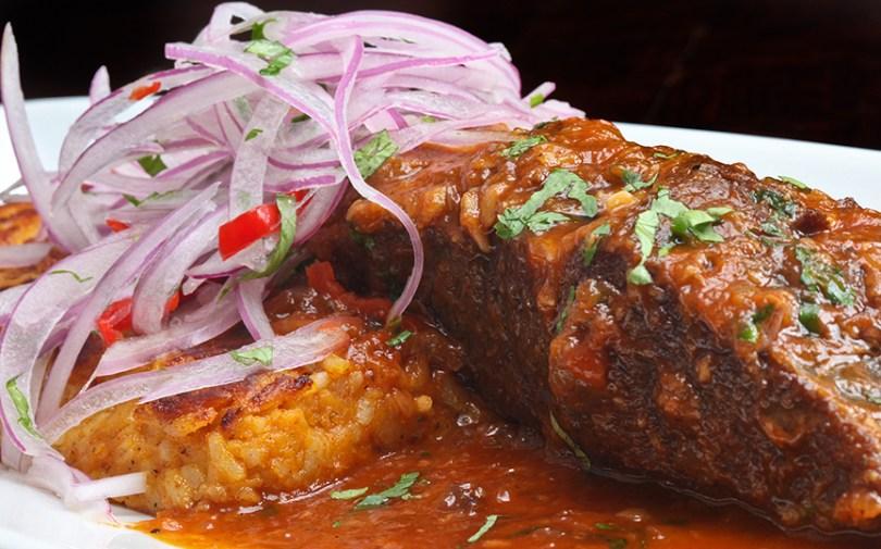وجبات مدينة ليما