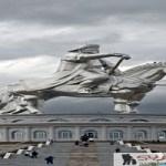 هل رأيت صور أكبر تمثال في العالم من قبل ؟ شاهده الان