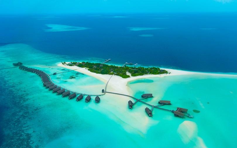 جزيرة الكاكاو في المالديف