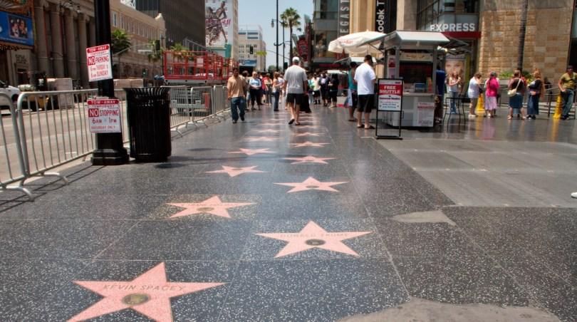 ممر الشهرة في هوليوود