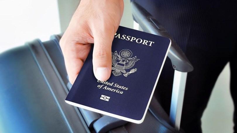جواز السفر المتأخر