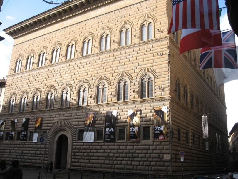 قصر Palazzo Strozzi