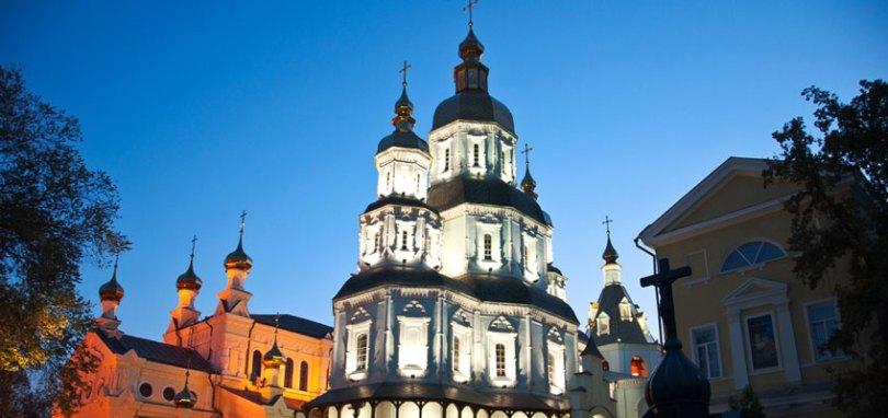كاتدرائية Pokrovsky