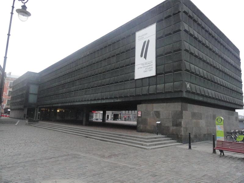 متحف الأحتلال في ريغا