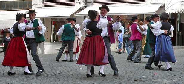 الثقافة السويسرية