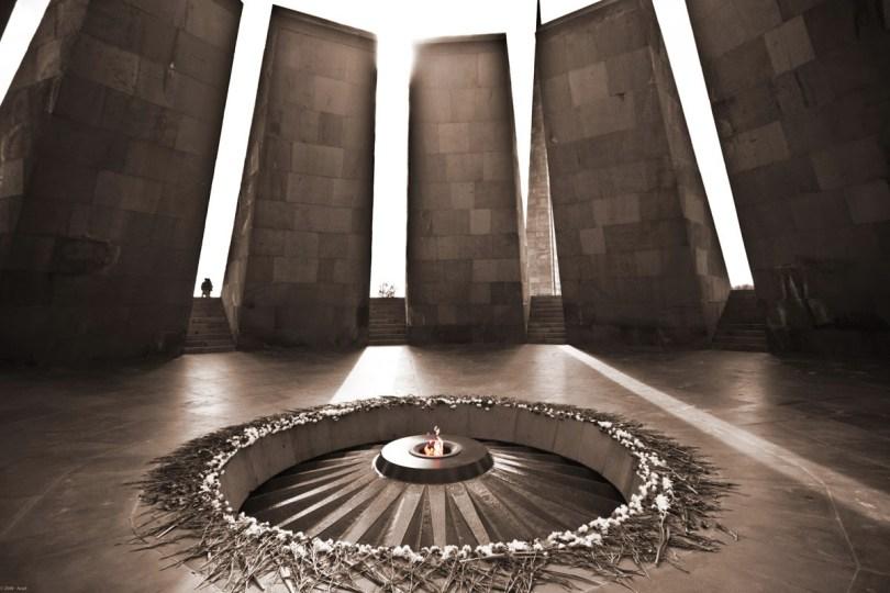 المتحف والنصب التذكاري الأرمني للإبادة الجماعية