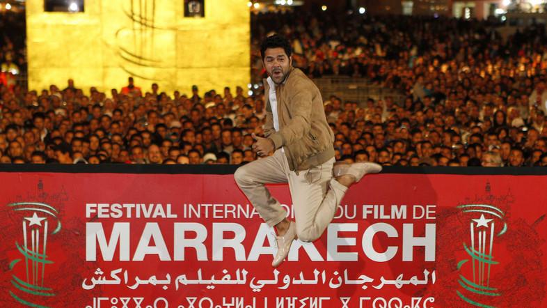 المهرجان الدولى للفيلم بمراكش