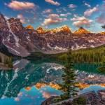 رحلة إلى حديقة بانف الوطنية في كندا.. عندما تتجمل الطبيعة في أبهى صورها