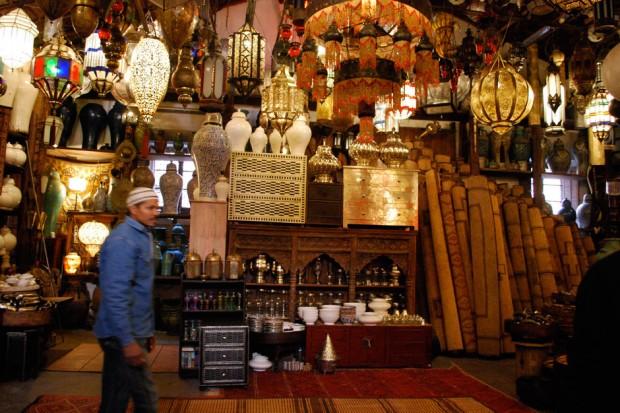 سوق Mustapha Blaoui