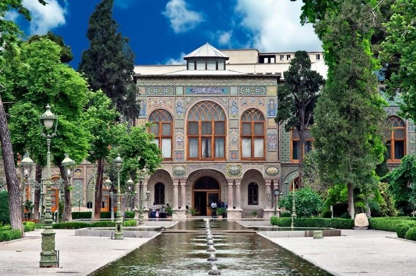قصر كلستان