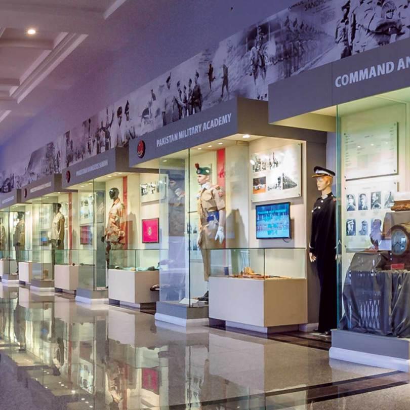 متحف الجيش الباكستانى