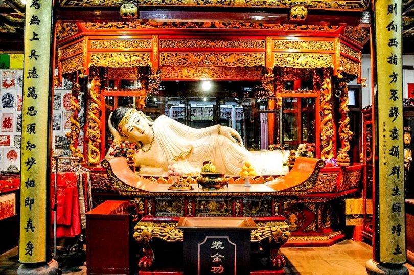 معبد بوذا اليشم