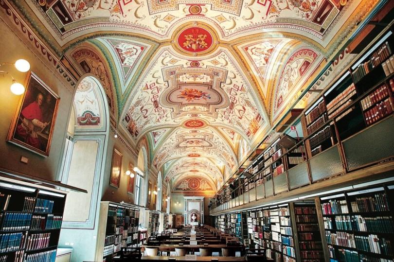 مكتبة الفاتيكان
