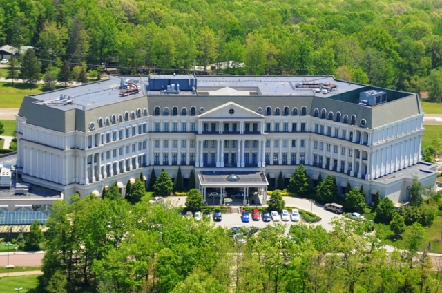 منتجع Nemacolin Woodlands Resort