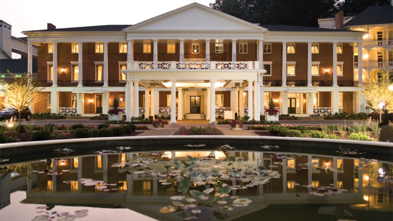 منتجع Omni Bedford Springs Resort