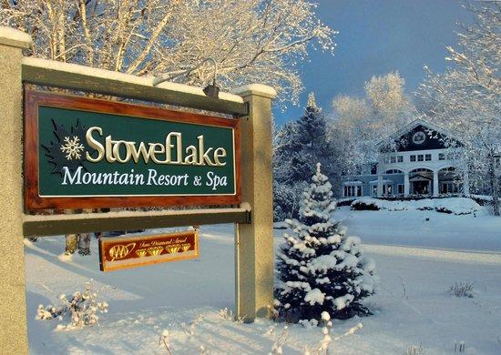 منتجع Stoweflake Mountain Resort and Spa