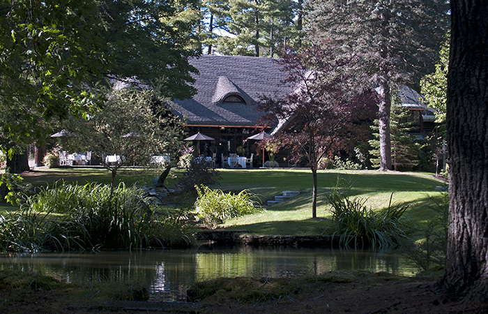 منتجع The Lodge at Glendorn