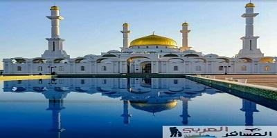 المعالم السياحية في كازاخستان
