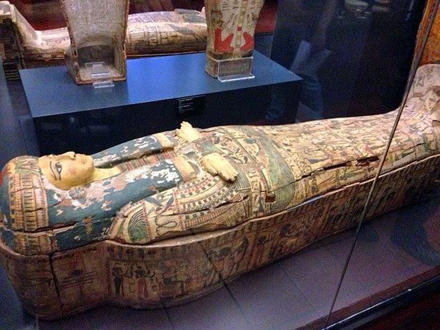 المتحف المصرى فى الفاتيكان