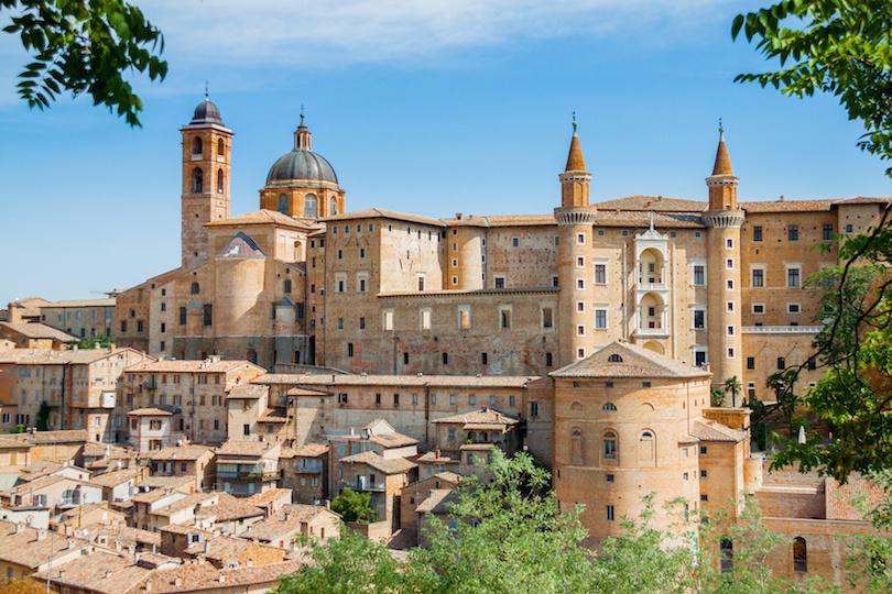 مدن إيطالية