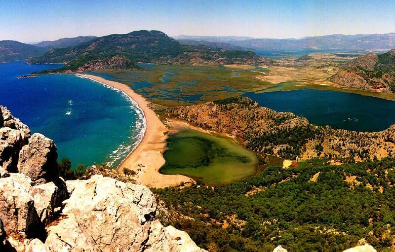 شواطىء تركيا
