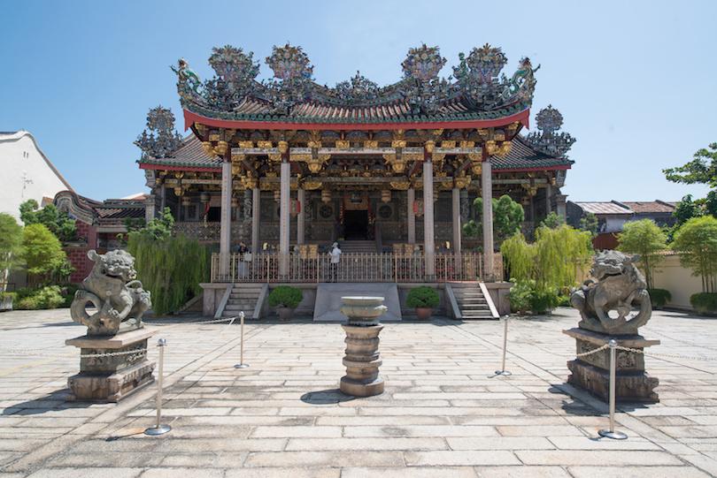 خو كونج سي السياحة في بينانج