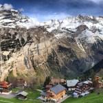 أجمل القرى في سويسرا ، طبيعة خلابة ومشاهد ساحرة