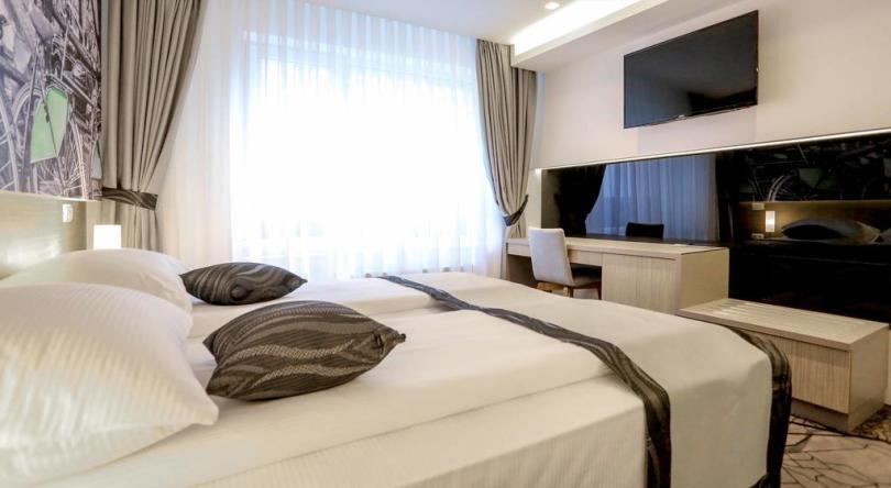 الفنادق في سراييفو