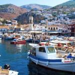 8 جزر ساحرة بالقرب من أثينا ، تعرفوا عليها