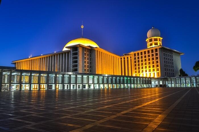 مسجد الاستقلال جاكرتا