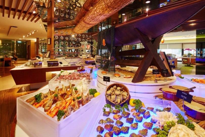 المطاعم الحلال في سنغافورة