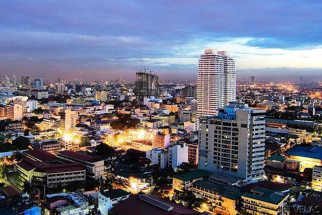 مدن الفلبين