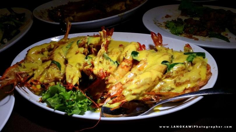 المطاعم في لنكاوي