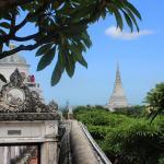 السياحة فيفيتشابورى تايلند والأماكن الموصى بها عند الزيارة