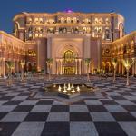 جناح رمضاني فاخر في قصر الامارات احتفاءا بشهر رمضان المعظم