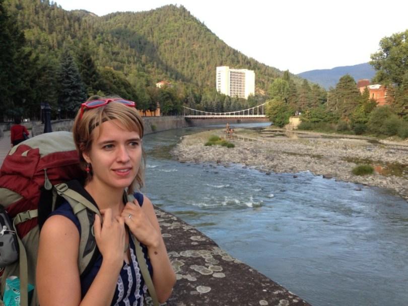 نهر برجومي