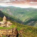 السياحة في غوريس أرمينياوأفضل الأماكن السياحية هناك