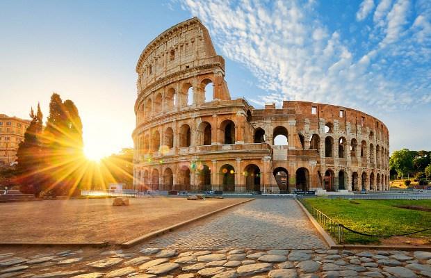 رحلتي إلى إيطاليا