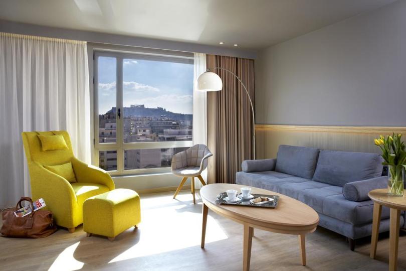 فنادق اثينا