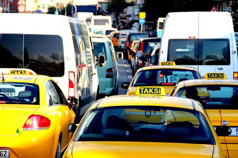 وسائل المواصلات في تركيا
