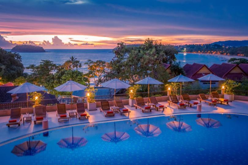 فنادق جزيرة رشا