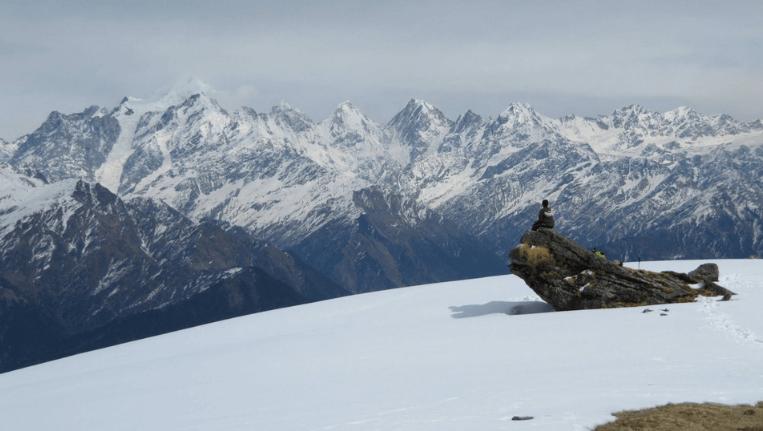 الهند في الشتاء