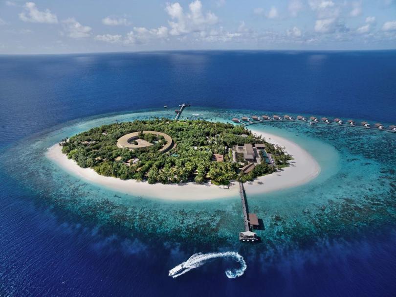المنتجعات في جزر المالديف