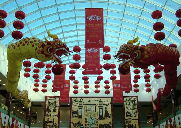 السوق الصيني في دبي