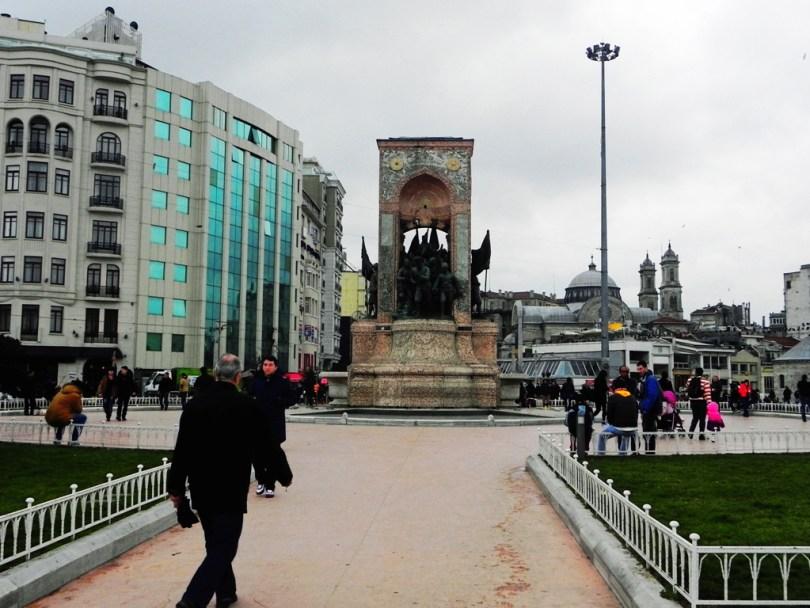 السلامة في اسطنبول