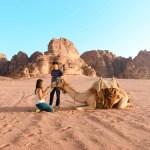 السياحة في وادي رم الأردن.. وكأنك في رحلة إلى القمر