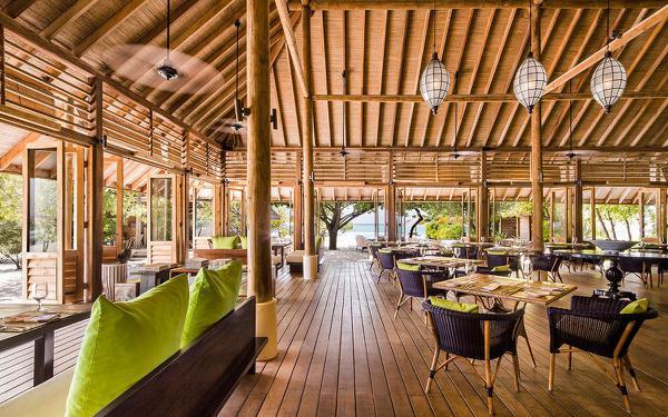 المطاعم في جزر المالديف