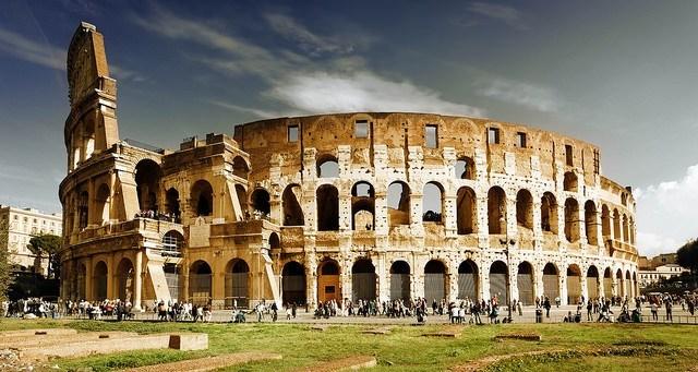 روما في الخريف