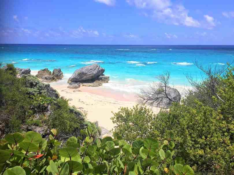 Travel to Bermuda